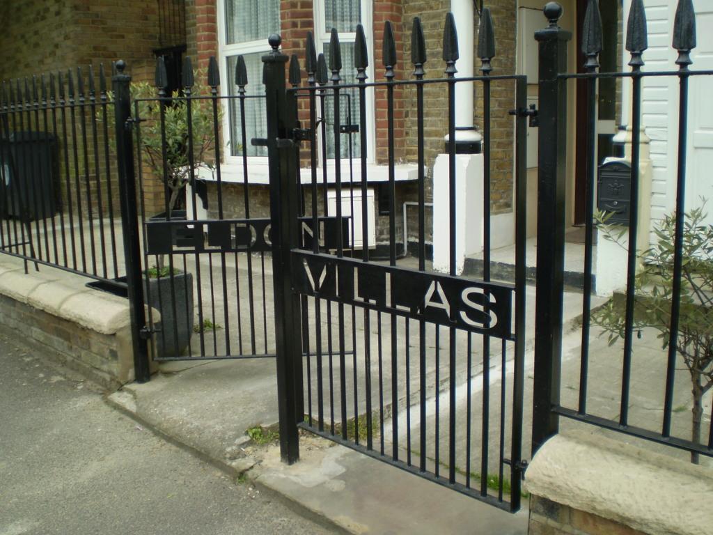 London s finest wrought iron metal gates titan forge ltd