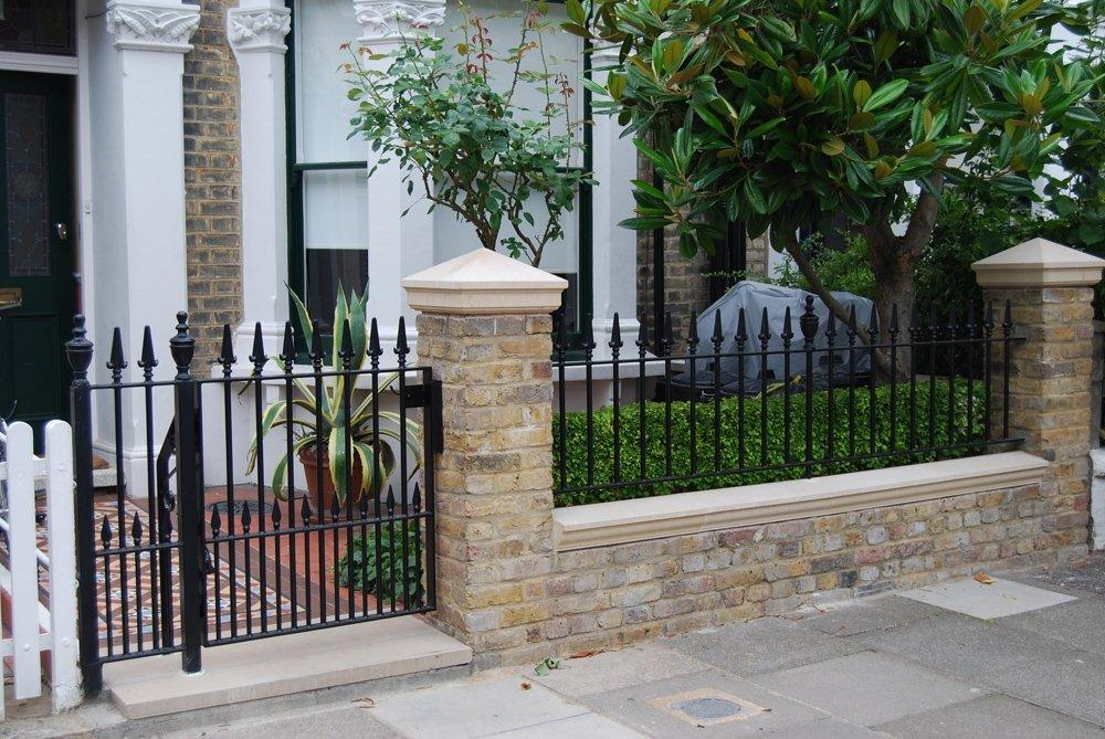 London S Finest Wrought Iron Railings Titan Forge Ltd